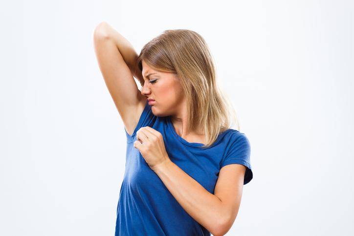 Remove Stubborn Underarm Odors Naturally - Bubble and Bee